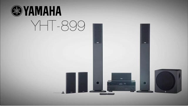 YHT-899 Home Theater System Overview Video