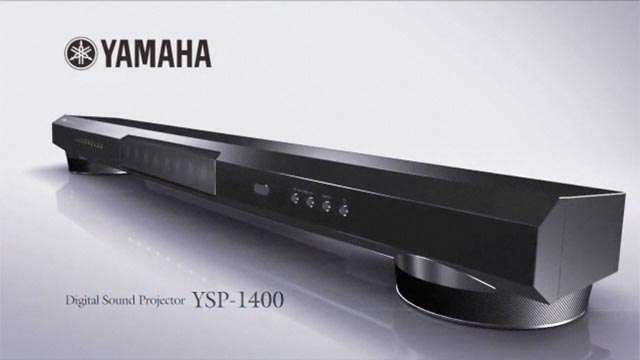 YSP-1400 Features Video