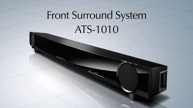 Front Surround System ATS-1010