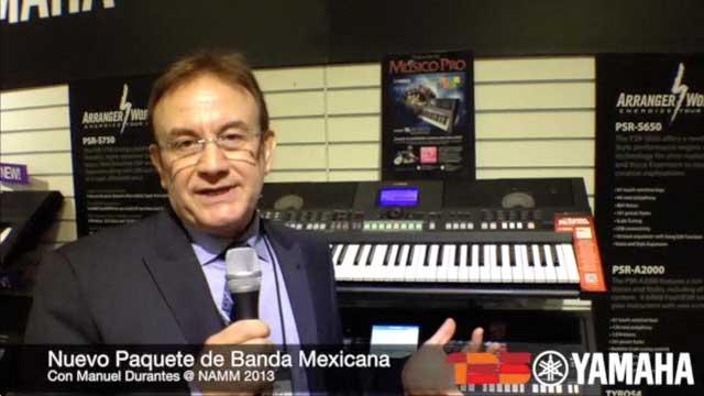 Nuevo Paquete de Banda Mexicana