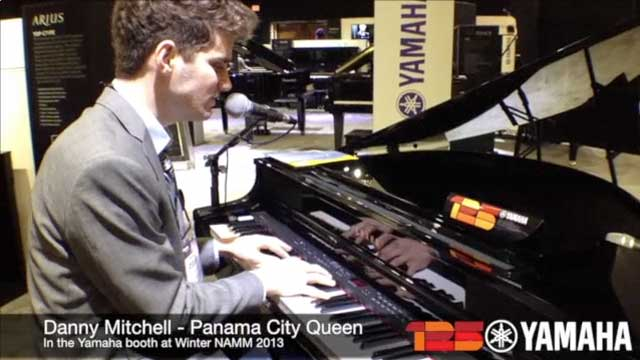 Danny Mitchell Performs Panama City Queen