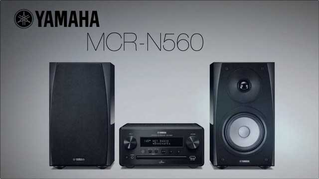 MCR-N560 Overview Video
