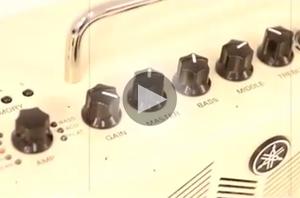 Yamaha THR Recording