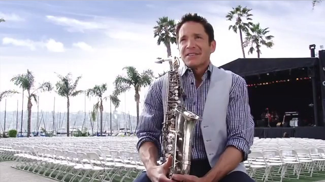 Dave Koz with Yamaha Saxophones Video