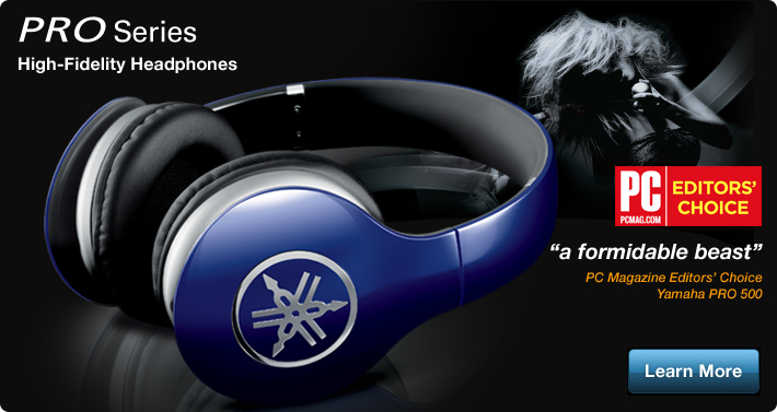 PRO Series High-Fidelity Headphones